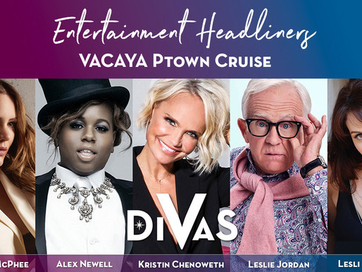 VACAYA Ptown Cruise Announces Entertainment
