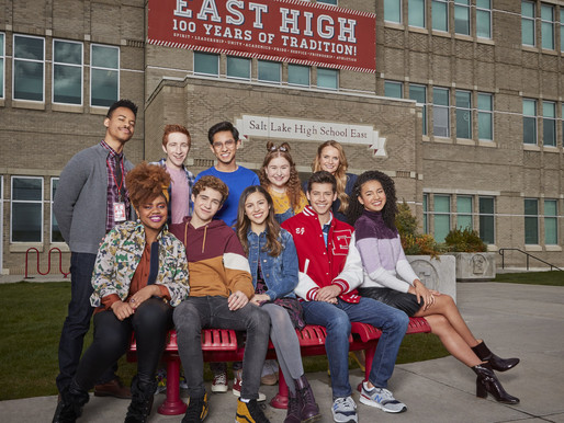 """""""High School Musical: The Musical: The Series"""" Launching on Disney+"""