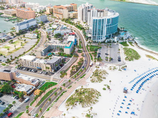Fall in Love with St. Pete/Clearwater