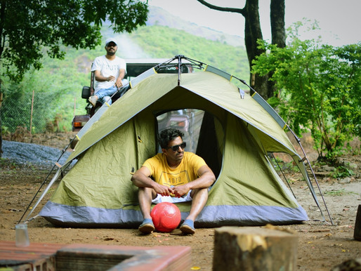 5 Must Haves for a Perfect Gay Camping Trip