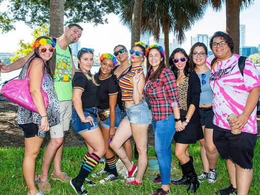 Orlando Celebrates Come Out With Pride Week with Events and Festivals Throughout Central Florida