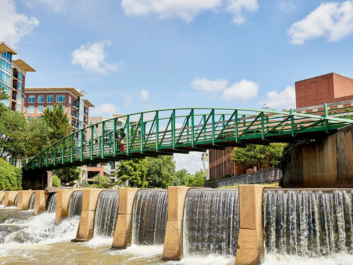 Fall in Love with Greenville