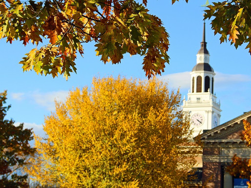 Fall in Love with New Hampshire