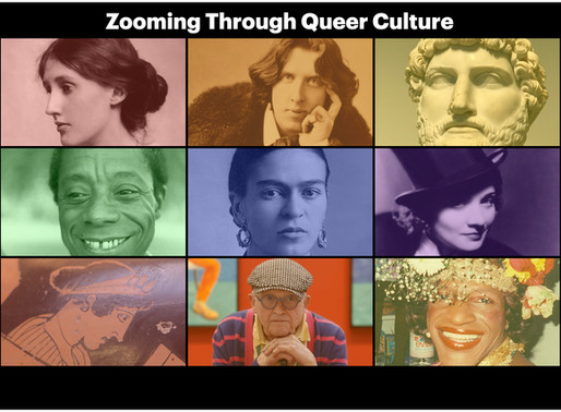 Zooming Through Queer Culture
