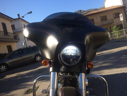 Street Glide Lucca € 20.000