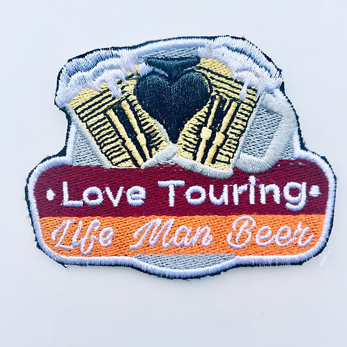 Patch Birra Love Touring