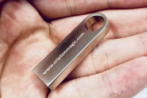 USB 8GB Cripton Magic Shows