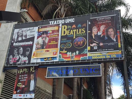 Teatro UMC Vila Leopoldina Sao Paulo