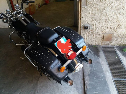Harley davidson road king Torino,piemonte € 14.500