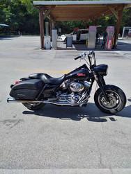 Harley Davidson road king Tolentino
