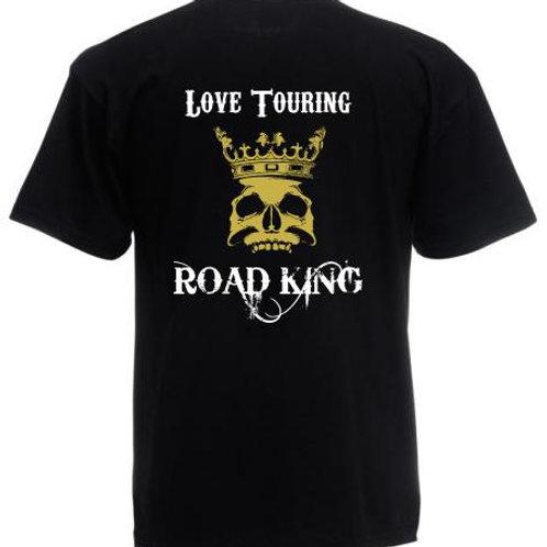 T-Shirt Uomo Touring Crew mod. Road King