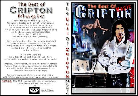 DVD The Best of Cripton Magic