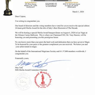 IMS_Letterhead_WIDE_cripton_merlin_award