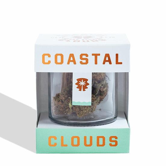 Coastal Clouds CBD Enriched Hemp Flower 3.5 Grams - Cherry Blossom