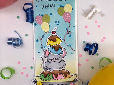 Miss Mouse's Birthday