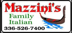 mazzinis