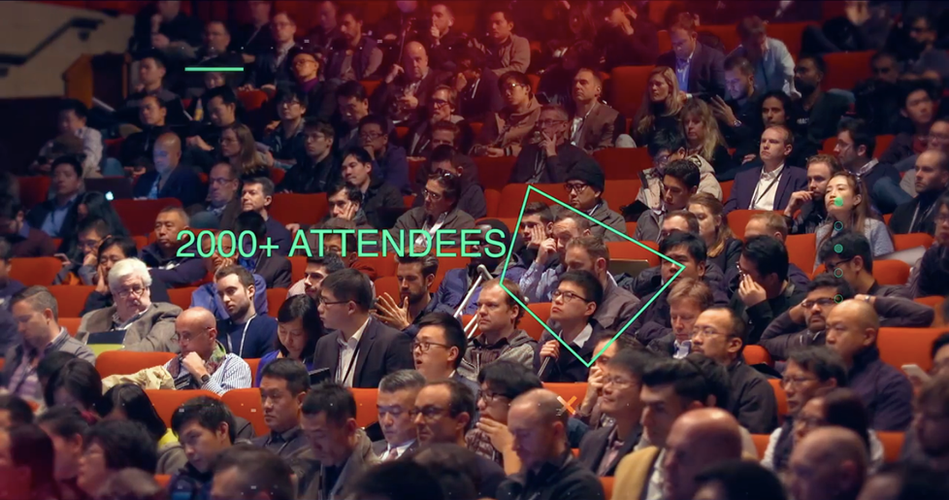 2000+ Attendees