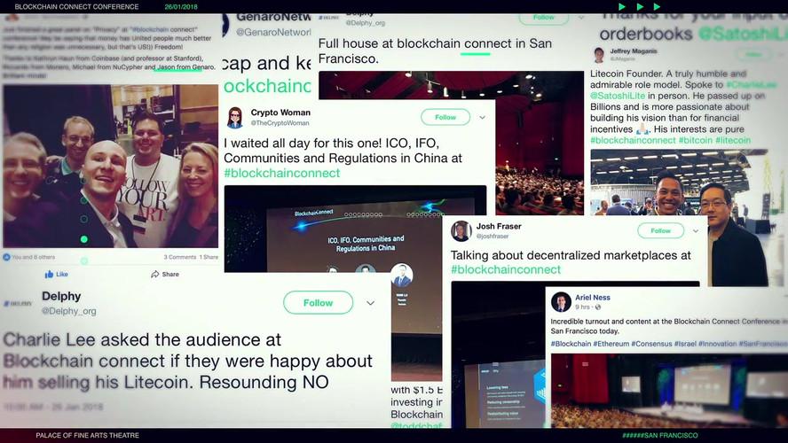 Highlights - Blockchain Connect Conferen