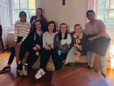 Liz Murphy, exchange student, shares her CSU experience