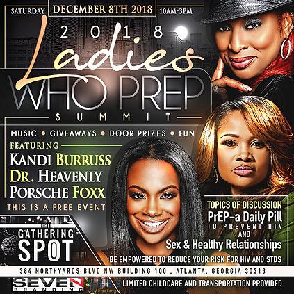 2018 Ladies Who Prep Atlanta, GA