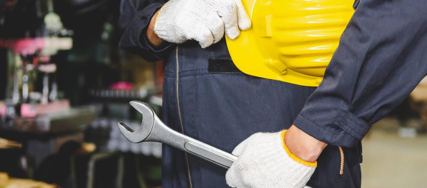 Serviços de Manutenção Industrial: Geradores e Instalações Eléctricas