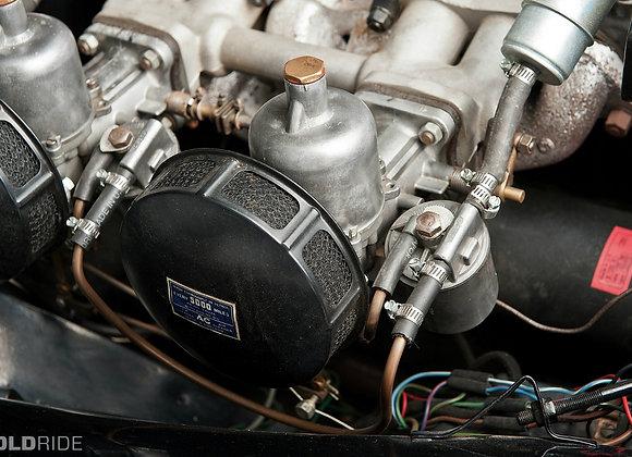 Carbus SU H6 pour Triumph TR3 1956-62 AUC878T la paire (et TR4)