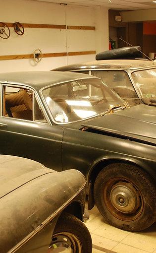 Jaguar XJ6 série1 2,8L 1969