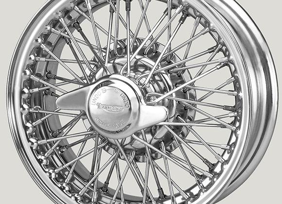 Roues à rayon Triumph Sptifire/Herald/vitesse/GT6