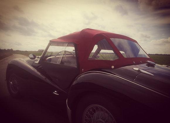 Capote Triumph TR3