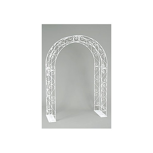 Wrought Iron Arch  Hire from