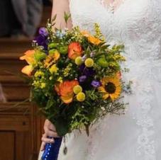 Bridal Handtied Bouquet