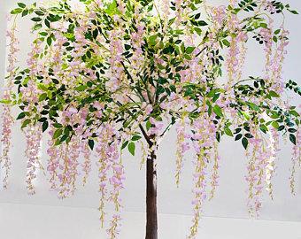 Silk Wisteria Tree-hire from