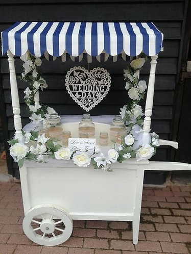 Candy Sweet Cart hire-from