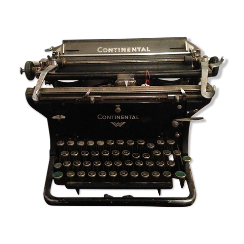 Type Writer - from