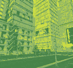 Dithering Post Processing