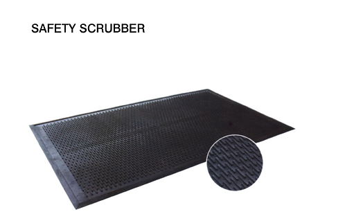 Safety Scrubber
