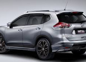 Nissan X-Trail for rental by KSE Rent A Car @ mydrivehappy