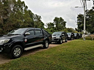4X4 Toyota Hilux for rental at Car Rental Kuala Lumpur & Selangor