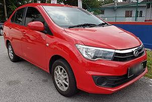 Bezza for rental at Car Rental Kuala Lumpur & Selangor