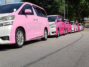 Vellfire for rental at Car Rental Kuala Lumpur & Selangor