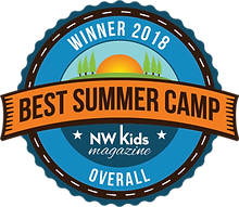 NW Kids Magazine Oveall Winner 2016 - Willowbrook Arts camp
