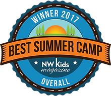 NW Kids Magazine Oveall Winner 2017 - Willowbrook Arts camp