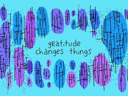 Practice Gratitude.  It Works.