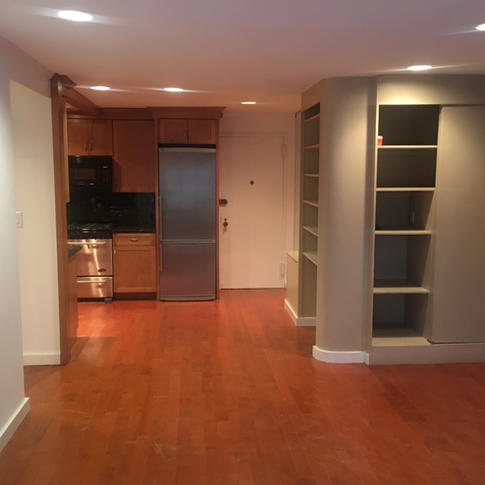 Living Room Renovation by CN Coterie (Before)