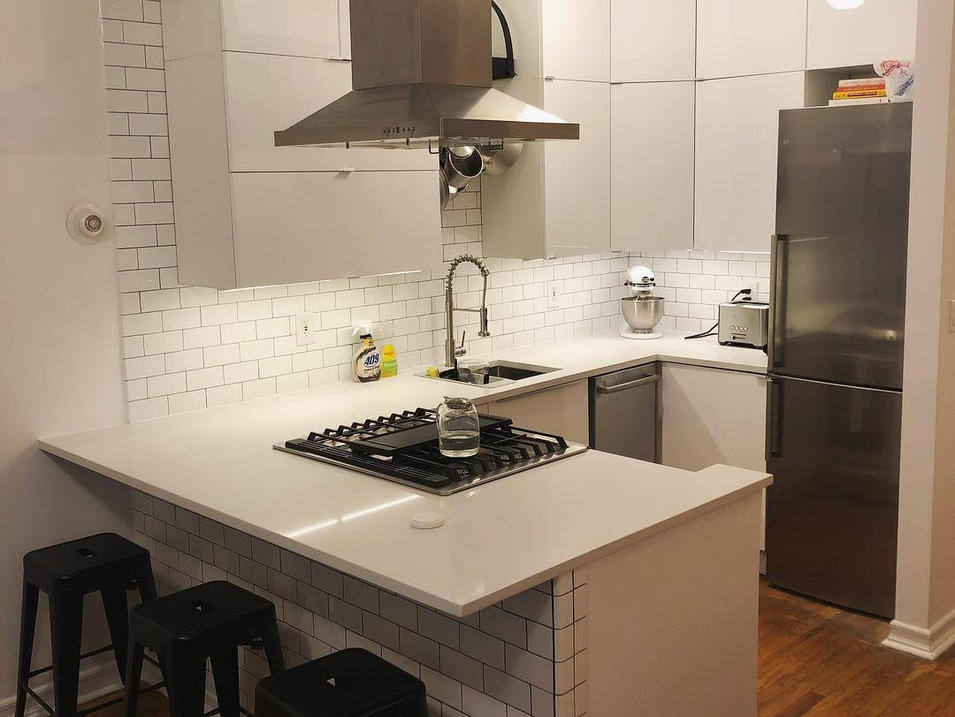 Kitchen Renovation by CN Coterie (After)