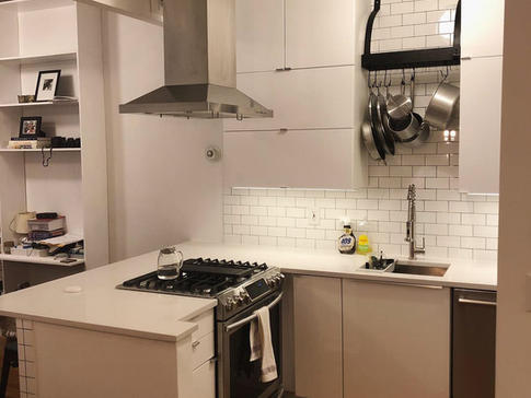 Kitchen Renovation by CN Coterie (After)