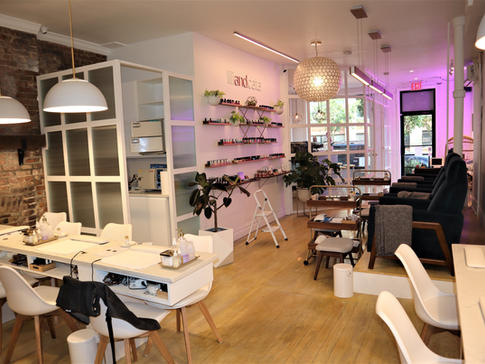 Lili and Cata Bar and Spa Renovation by CN Coterie (After)