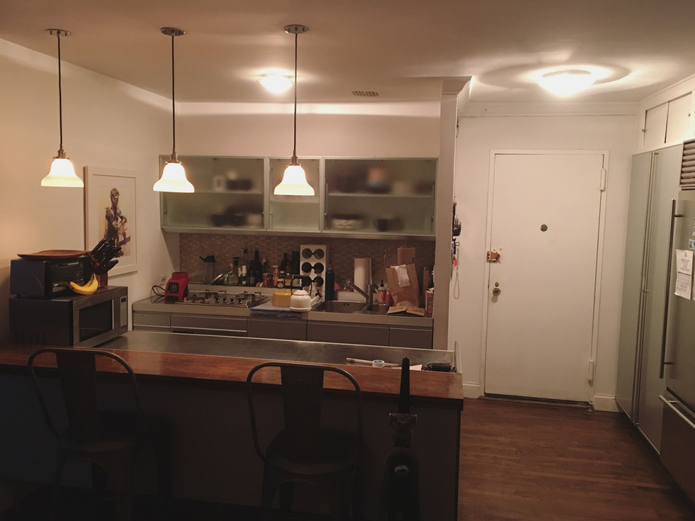 Electrical Lighting and Dimmer Installation by CN Coterie