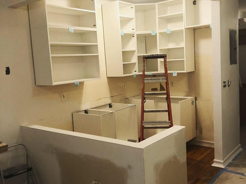 Kitchen Renovation by CN Coterie (Before)