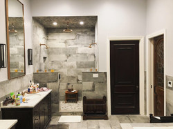 Master Bathroom Renovation by CN Coterie